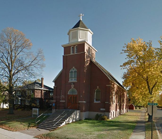 Google pic of church